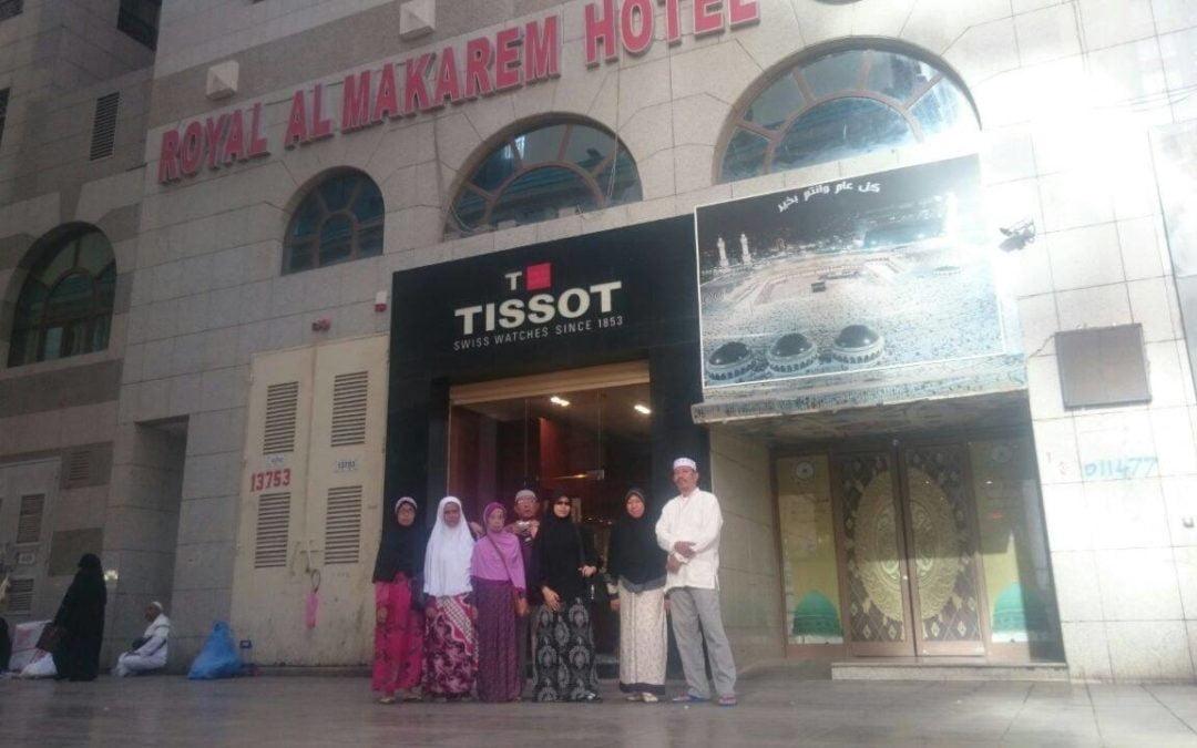 Royal Makareem, Hotel Favorit Jamaah Umroh asal Indonesia