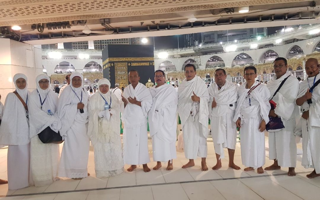 Pemkot Surabaya Mempercayakan Layanan Umroh Rombongan Walikota Surabaya kepada Intanaya Haji dan Umroh