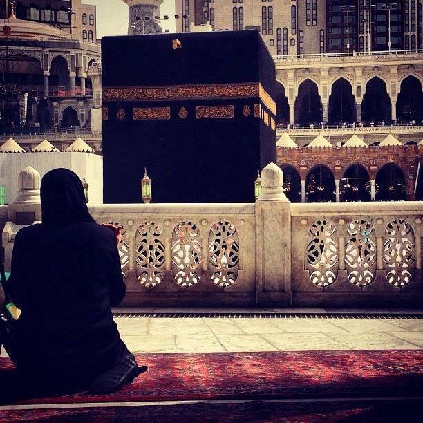 Jihadnya Wanita adalah Umroh dan Haji