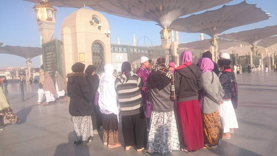 Hikmah Jum'at Pagi Kota Nabi Madinah – 29 Januari 2016