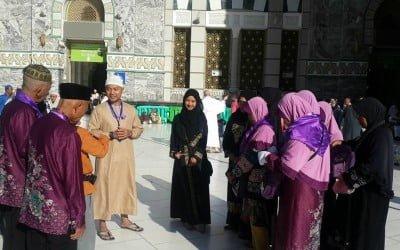Hikmah Pagi Kota Suci Makkah Al-Mukarramah – 11 Februari 2016