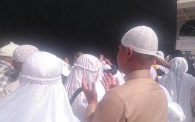 Hikmah Siang Kota Makkah Al-Mukarramah