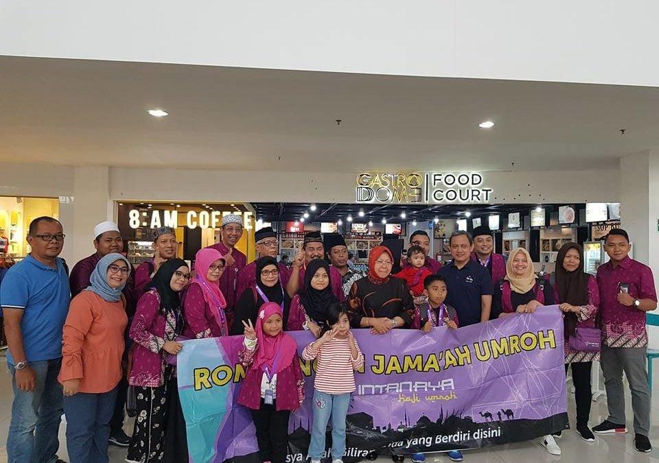 Terima Kasih Bu Risma, Walikota Surabaya yang sudah mempercayakan layanan umroh keluarga ke Intanaya Haji Umroh